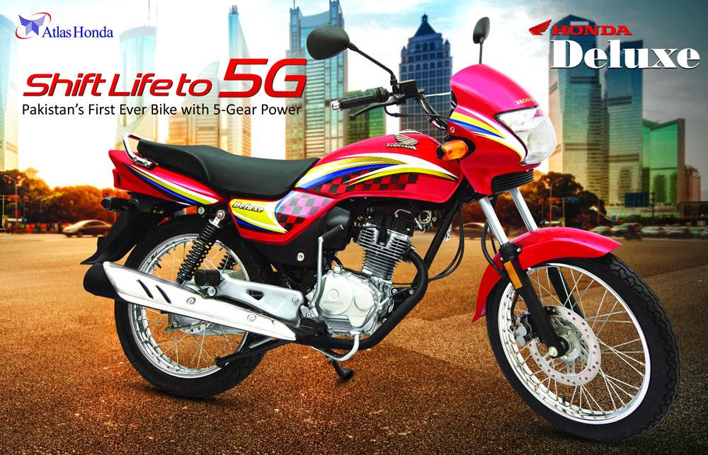 Atlas Honda Motorcycle Price In Pakistan