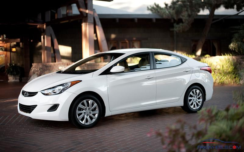 hyundai top cars models in pakistan with average mileage price. Black Bedroom Furniture Sets. Home Design Ideas