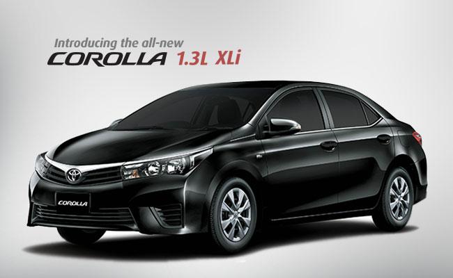 Toyota Corolla XLI New Model 2015 Price in Pakistan Colors Pictures ...