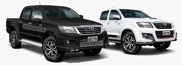 Toyota Range Double Cabin Autos Post