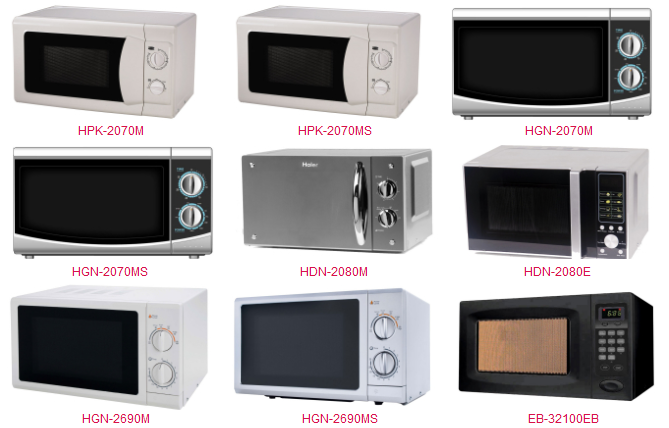 Haier Microwave Oven Basic Model Solo Price In Stan Features