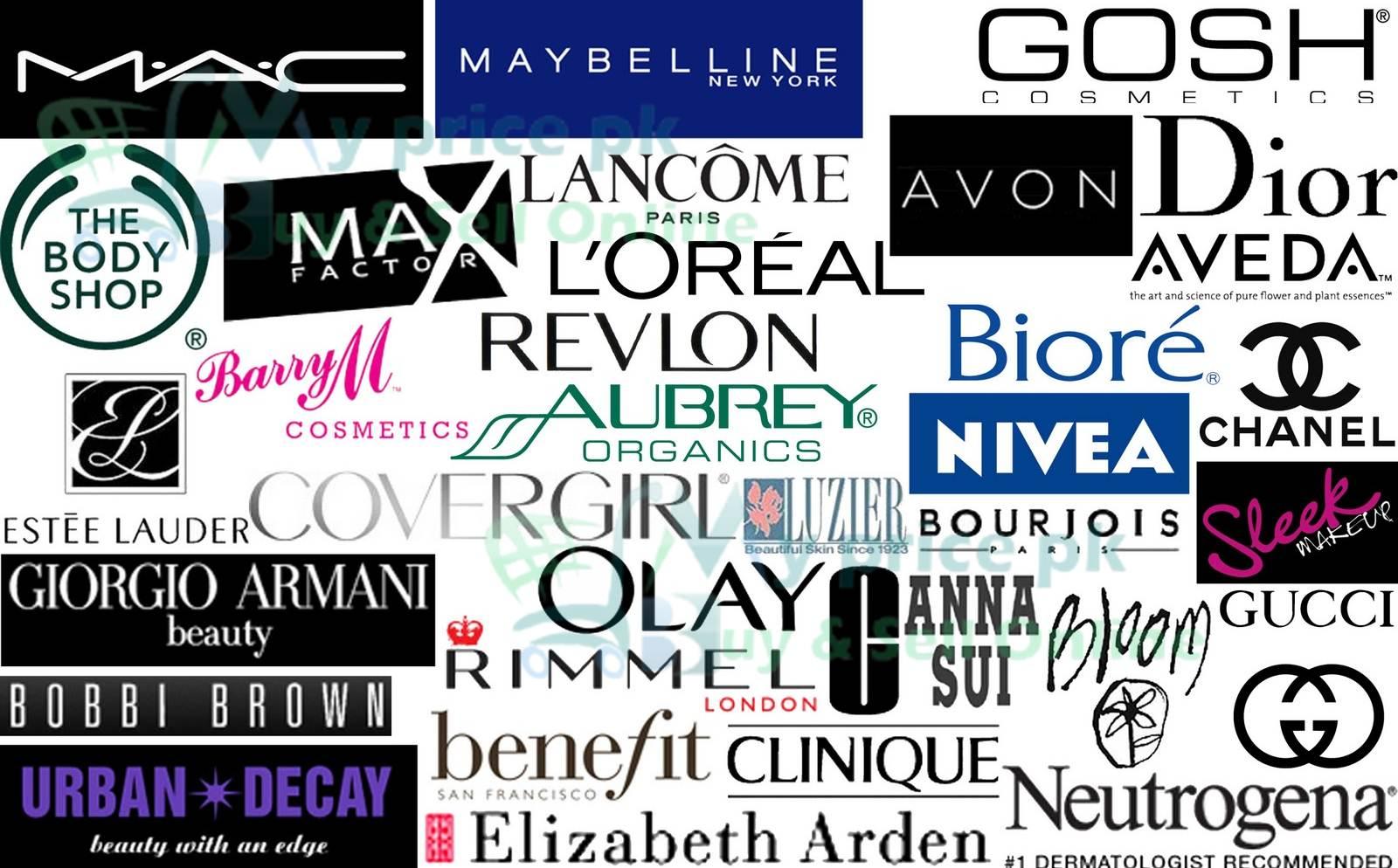 Top Cosmetics Brands Pakistan Their Product Price