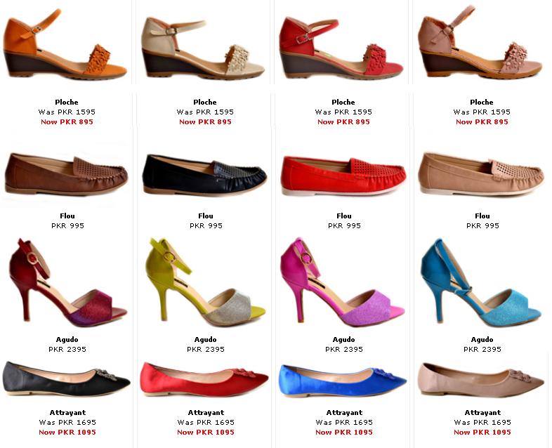 Metro Shoe Sale