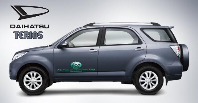 Latest Daihatsu Terios X Automatic Rates