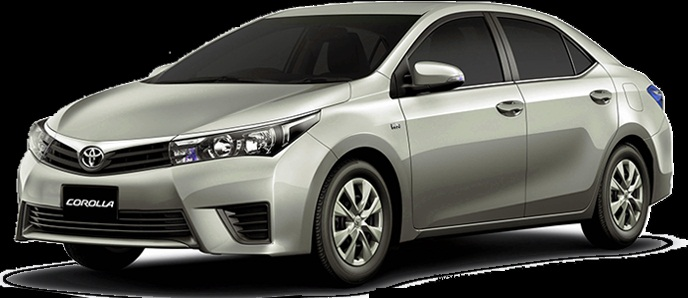 Toyota Gli Automatic 1 3 Vvti New Shape 2018 Model