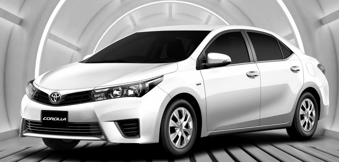 Corolla 13 GLiXLi  Toyota Indus